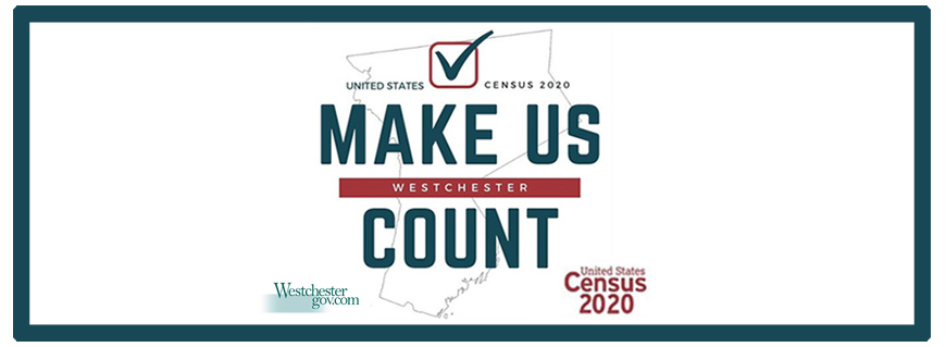 graphic and text for Census 2020